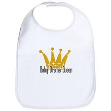Baby Drama Queen Bib