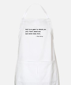 'Golf Quote' Apron