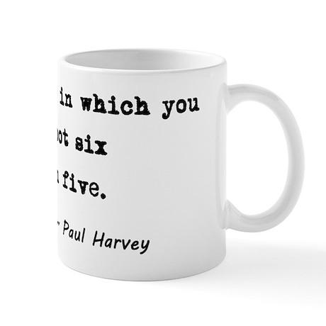 'Golf Quote' Mug