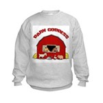 Barn Goddess Kids Sweatshirt