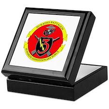 3rd Radio Battalion Keepsake Box