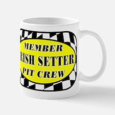 Irish Setter PIT CREW Mug