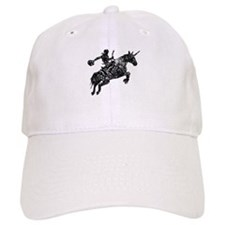 Old, Worn, Unicorn Cowboy Baseball Cap