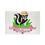 Little Stinker Willow Rectangle Magnet (10 pack)