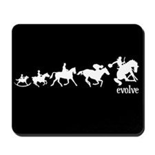 Equestrian Evolution Mousepad