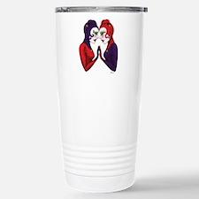 Twin Jesters Travel Mug