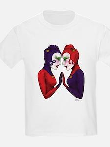 Twin Jesters T-Shirt