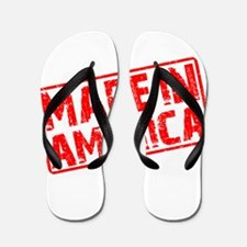 Made In America Flip Flops