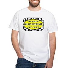 Golden PIT CREW Shirt