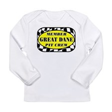 Great Dane PIT CREW Long Sleeve Infant T-Shirt