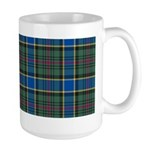Tartan - Ogilvie of Inverarity Large Mug