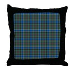 Tartan - Ogilvie of Inverarity Throw Pillow