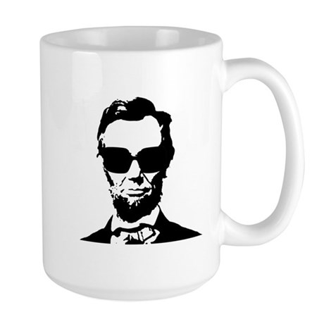 Abe Large Mug