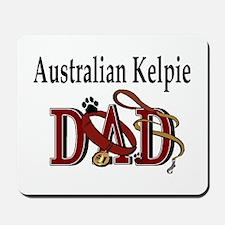 Australian Kelpie Mousepad