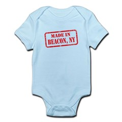 MADE IN BEACON, NY Infant Bodysuit