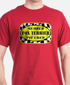 Fox Terrier PIT CREW T-Shirt