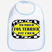 Fox Terrier PIT CREW Bib