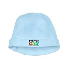 I'm not gay but my boyfriend is baby hat