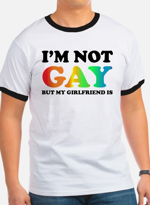 I'm not gay but my girlfriend is T