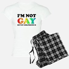 I'm not gay but my girlfriend is Pajamas