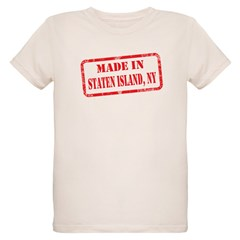 MADE IN STATEN ISLAND, NY T-Shirt