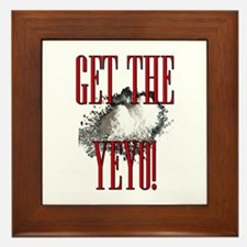 Get the Yeyo Scarface Framed Tile