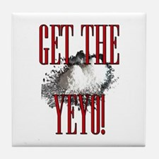 Get the Yeyo Scarface Tile Coaster