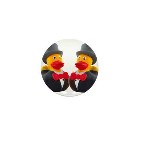 DUCK GROOMS Mini Button (10 pack)
