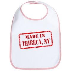 MADE IN TRIBECA, NY Bib