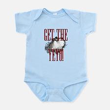 Get the Yeyo Scarface Infant Bodysuit