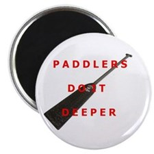 Paddlers-Do-It-Deeper Magnet