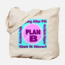 Morning After Pill Get It Now Tote Bag