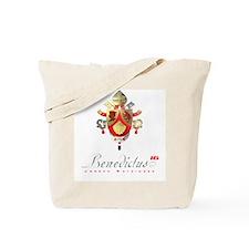 Benedict XVI COA Tote Bag