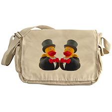 DUCK GROOMS Messenger Bag