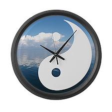 Unique Coexist Large Wall Clock