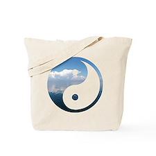 Cute Peace love darwin Tote Bag