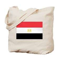 Cute Egypt flag Tote Bag