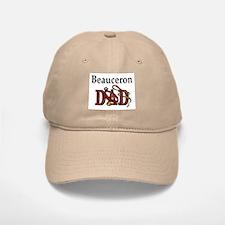 Beauceron Dad Baseball Baseball Cap