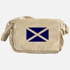 Flag of Scotland Messenger Bag