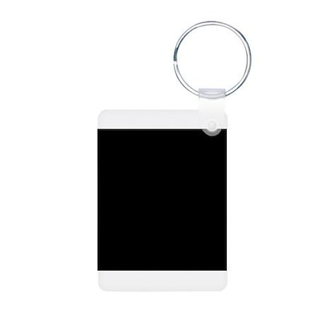 Aneurysm Clips Aluminum Photo Keychain