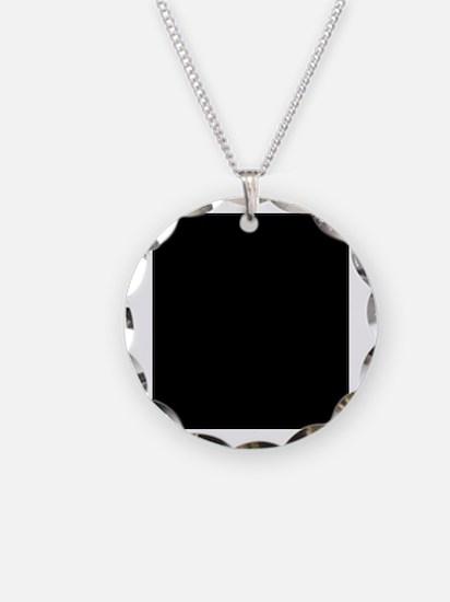 Aneurysm Clips Necklace Circle Charm