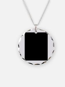 Brainstem Necklace Circle Charm