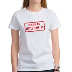 MADE IN LITTLE ITALY, NY Women's T-Shirt