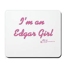 Edgar Girl Mousepad