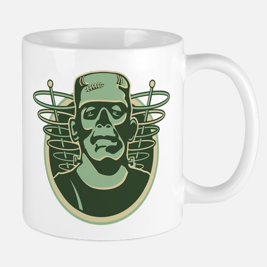 Retro Frankenstein Coffee Mug