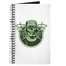 Retro Frankenstein Journal
