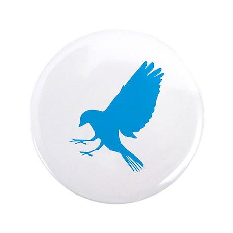 """Bird 3.5"""" Button (100 pack)"""