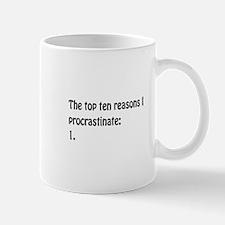 The top ten reasons... Mug