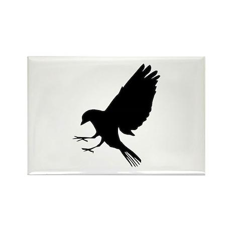 Bird Rectangle Magnet (10 pack)