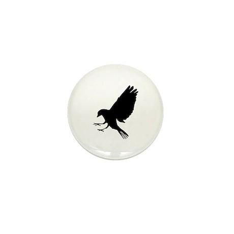 Bird Mini Button (100 pack)